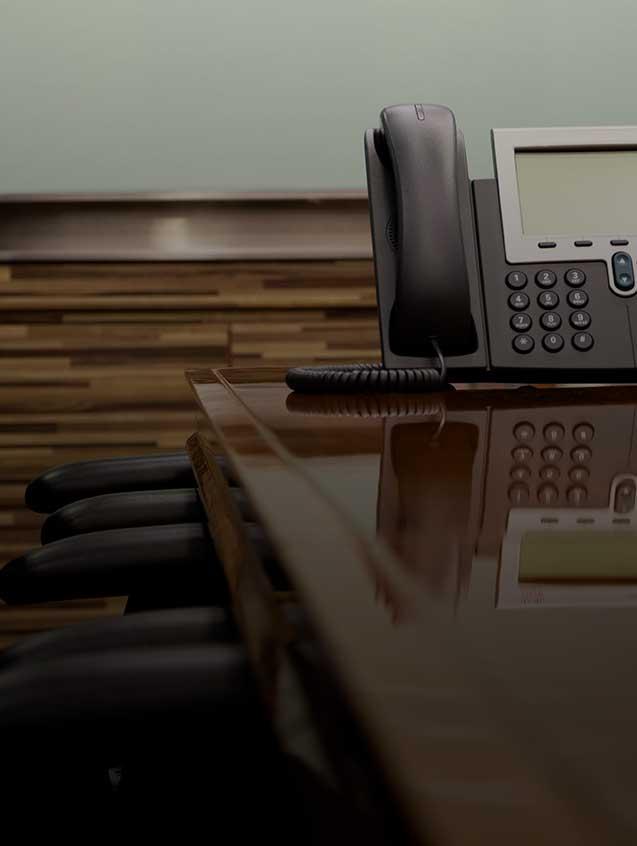 Voice Over IP Teléfono